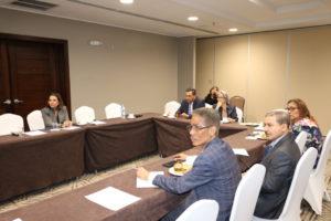 Presentación de resultados para el proyecto del nuevo Instituto Superior de Administración Pública