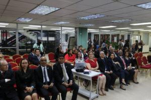 Procurador de la Administración asiste a la presentación del libro Corpus Iuris Universitatis