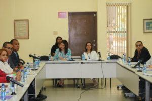 Reunión del primer Comité Ejecutivo de la Procuraduría de la Administración 2019