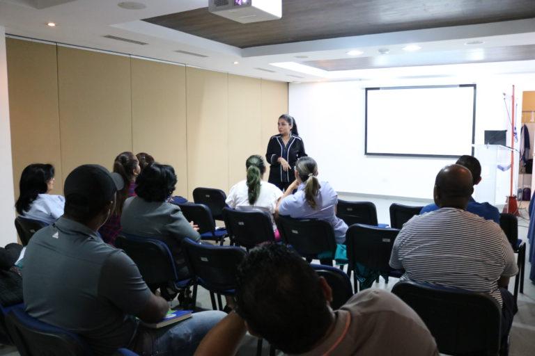 """Seminario taller: """"Principios y Valores del Servidor Público"""""""