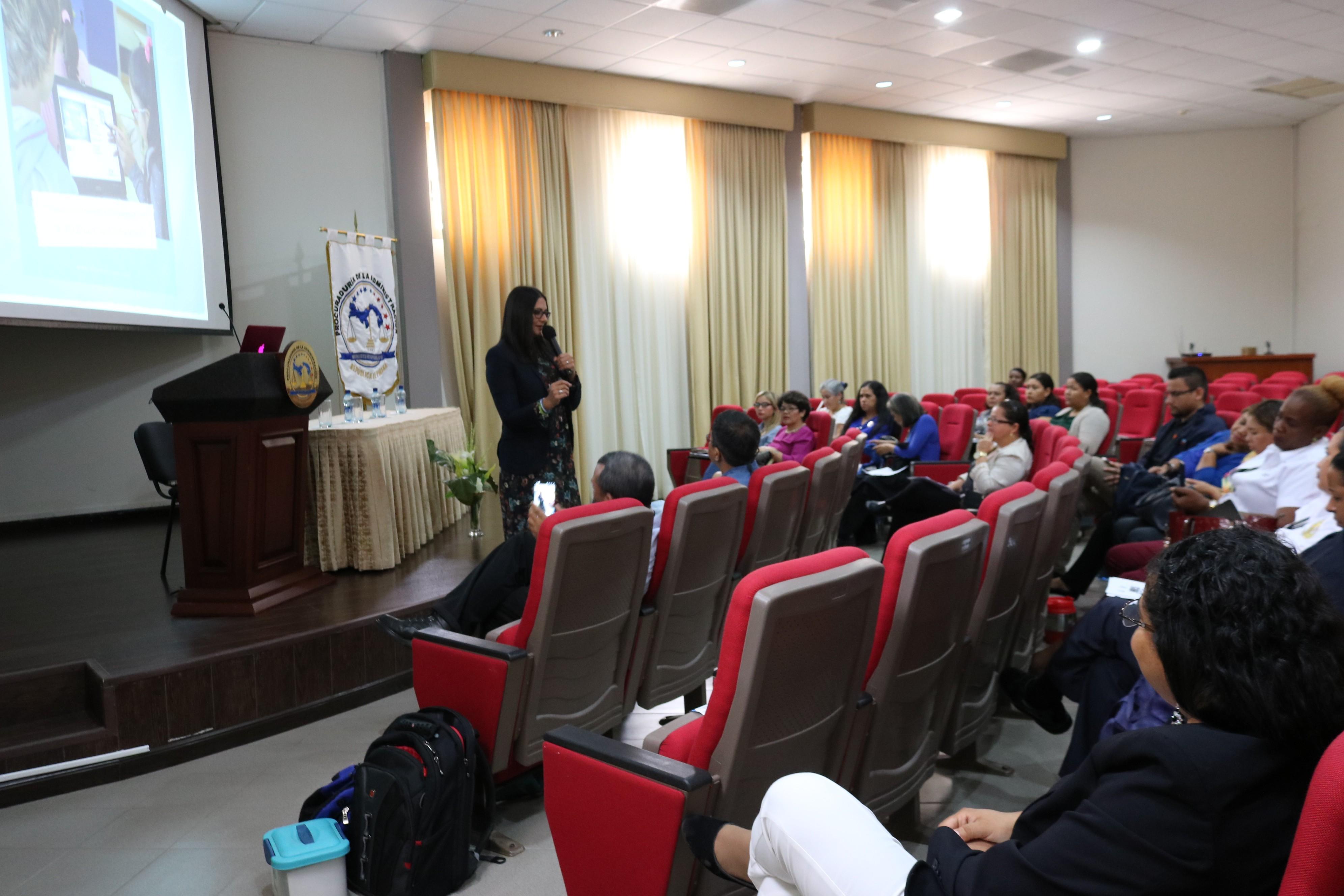 """Conferencia: """"Autismo tecnologías asistivas y participación en igualdad"""""""