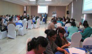 Capacitación a jueces de paz en la provincia de Chiriquí