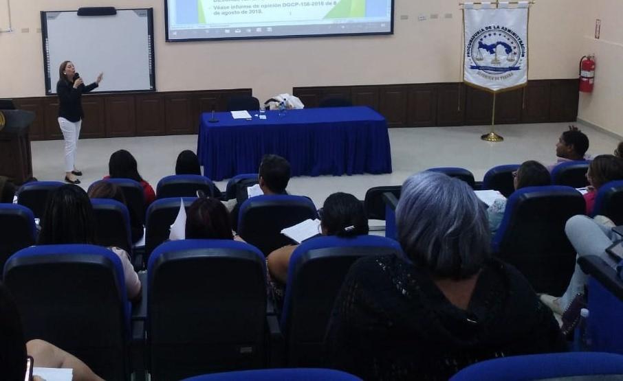 Inicia segundo módulo del diplomado de Contrataciones Públicas