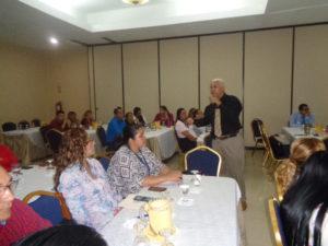 Capacitación a Jueces de Paz de la provincia de Herrera y Los Santos
