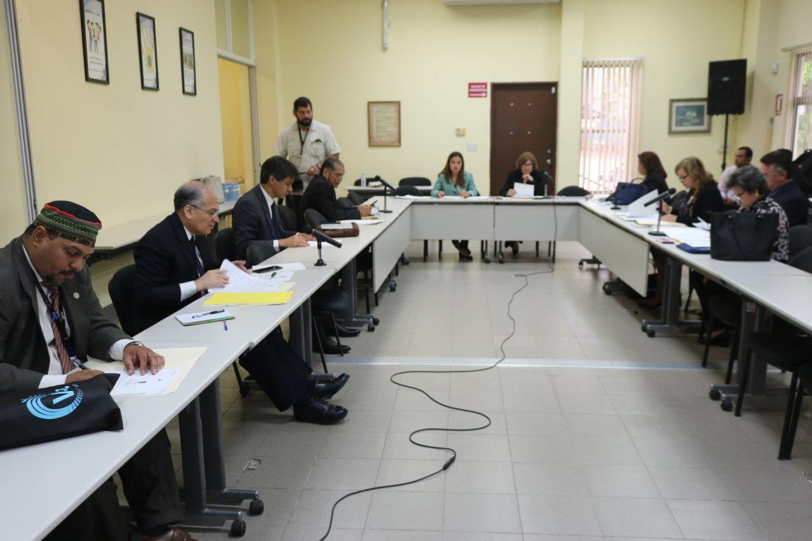 Reunión del Consejo Judicial