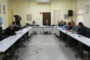 Comisión de Estado por la Justicia analiza las propuestas de las reformas constitucionales