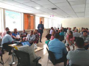 Taller: Ética y Transparencia Organizacional