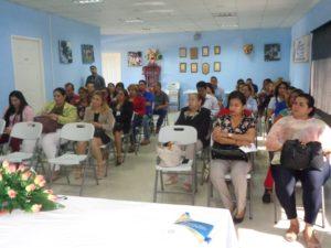 Capacitación a Jueces de Paz en la provincia de Herrera