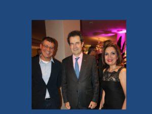 Recepción con motivo de término de misión del embajador Español
