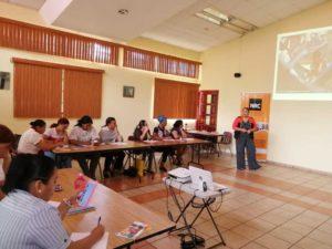 Procuraduría de la Administración realiza taller con el Consejo Noruego para Refugiados