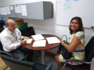 Asistencia técnica dirigida a la alcaldesa electa del Municipio de San Carlos