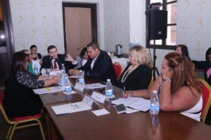 Primera reunión del año de la Comisión Interinstitucional de Justicia Comunitaria de Paz