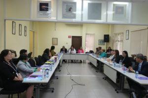 Reunión del segundo Comité Ejecutivo de la Procuraduría de la Administración 2019