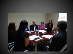 Vista presupuestaria preliminar de la Procuraduría de la Administración en DIPRENA
