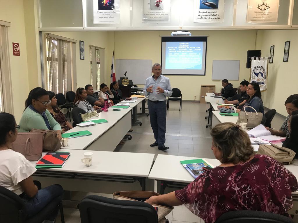 Diplomado: Justicia Comunitaria de Paz y Métodos Alternos de resolución de Conflictos