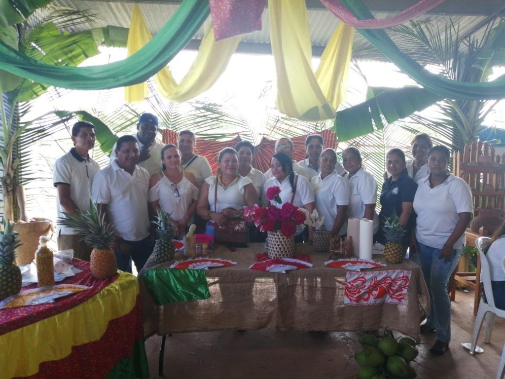 Convivio para refugiados de la provincia de Panamá Oeste