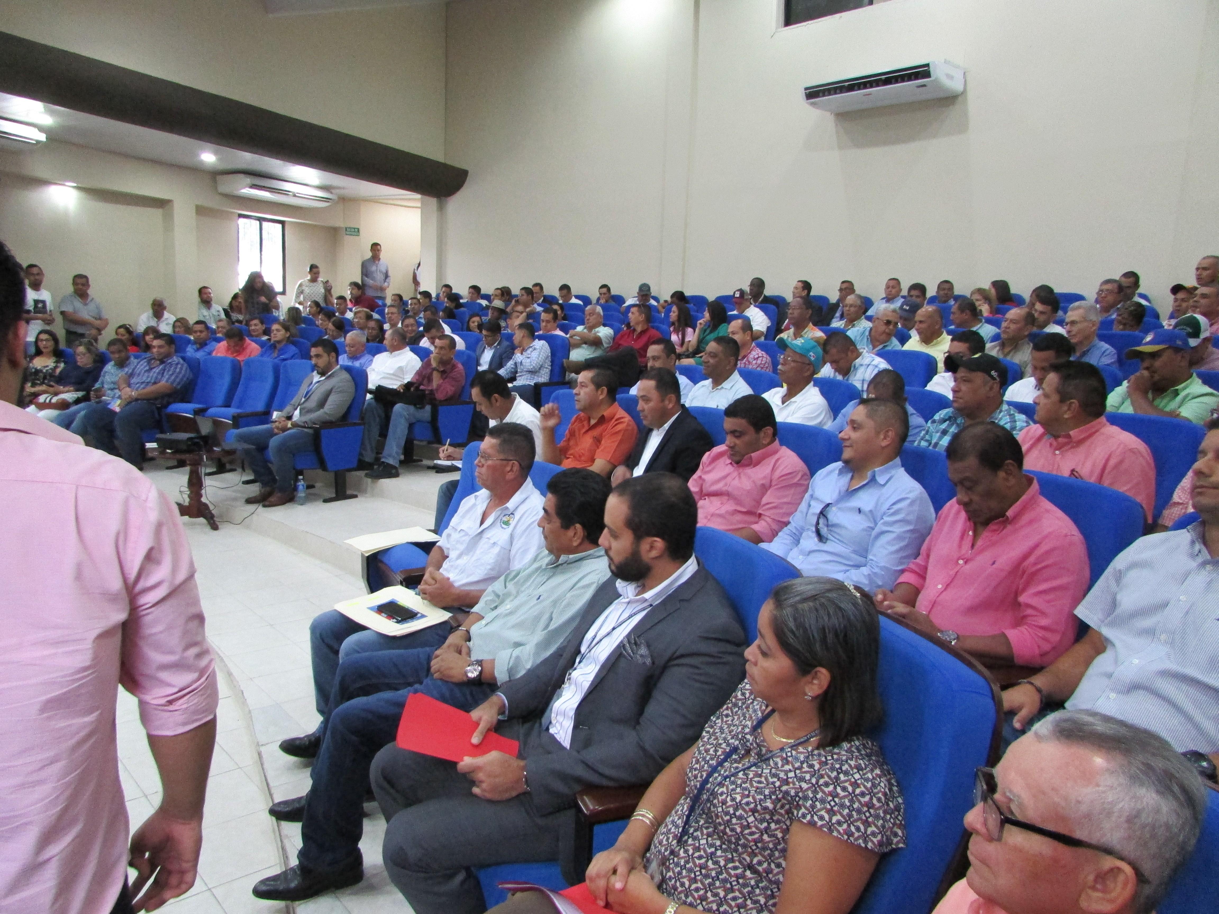 Secretaría Provincial de Chiriquí participa del Concejo Provincial de Chiriquí