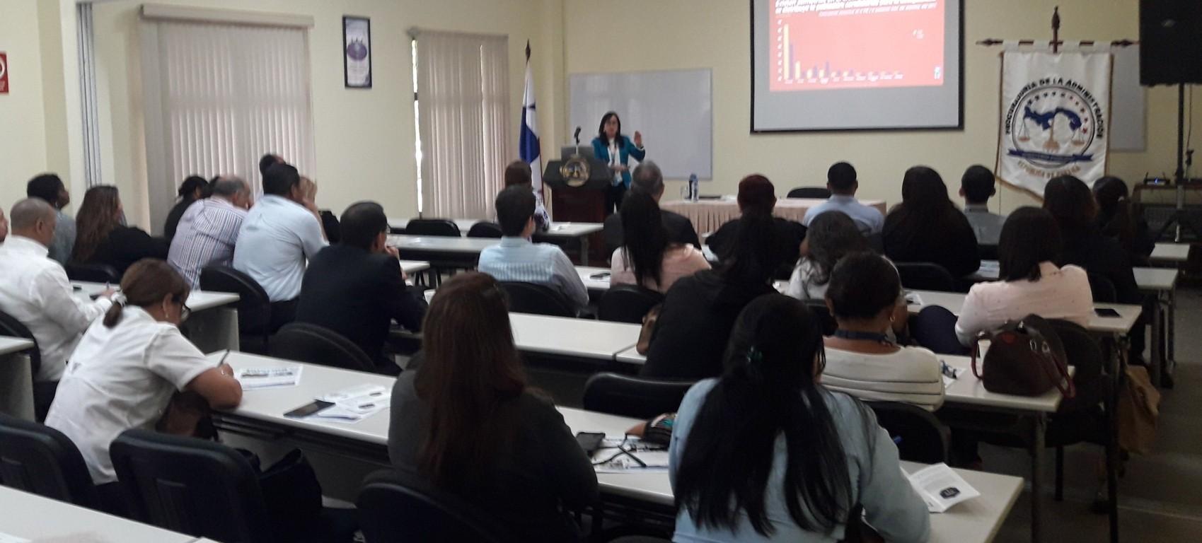 Seminario taller buenas prácticas en la administración pública