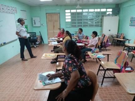 Centro de Mediación Comunitaria de Portobelo realiza sensibilizaciones