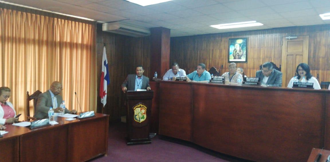 Jornada de asistencia técnica en Panamá Oeste