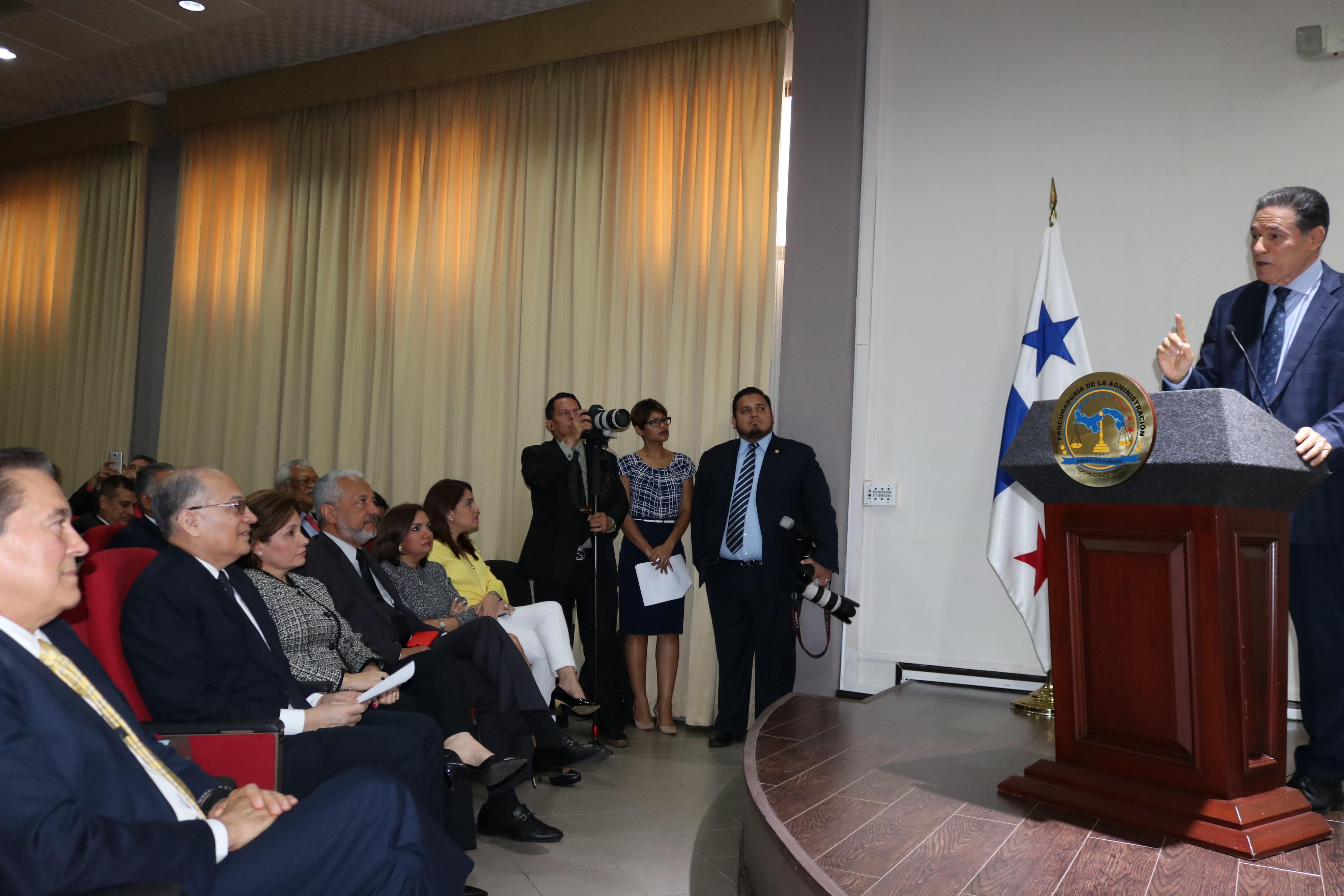 Conferencia magistral para conmemorar los 500 años de la Ciudad de Panamá