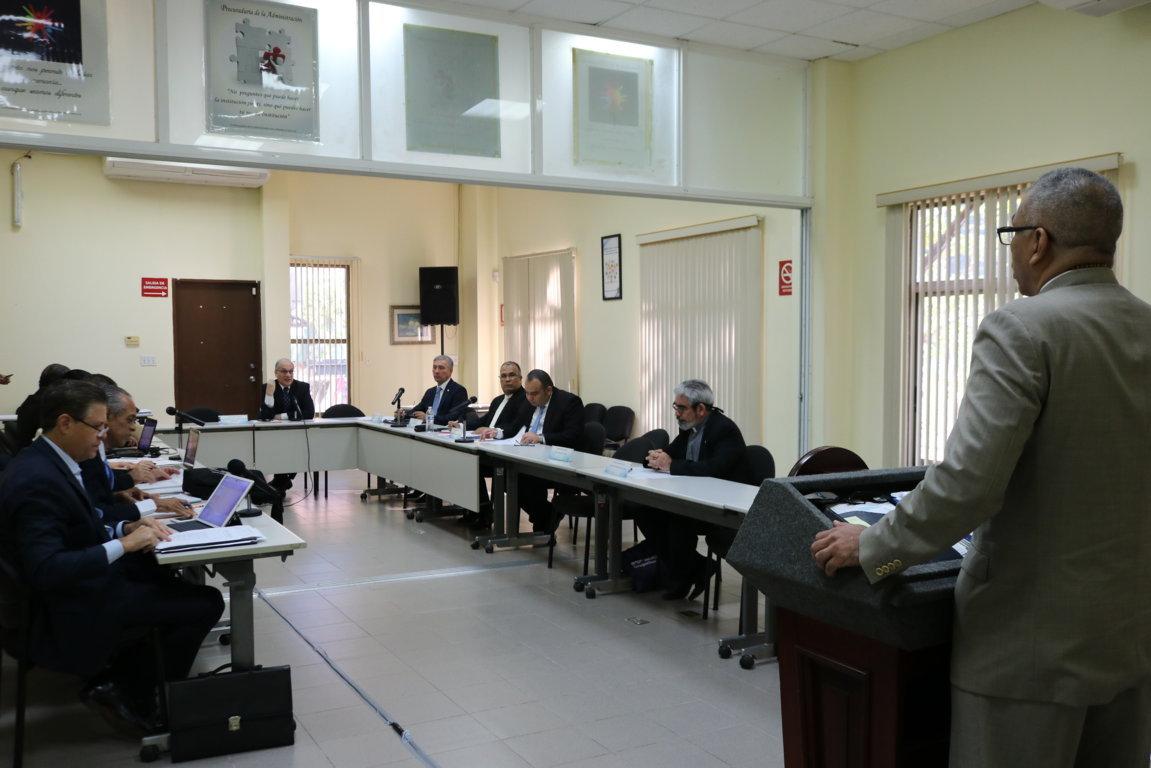 Inicia fase de entrevistas a los aspirantes al cargo de magistrados de la CSJ