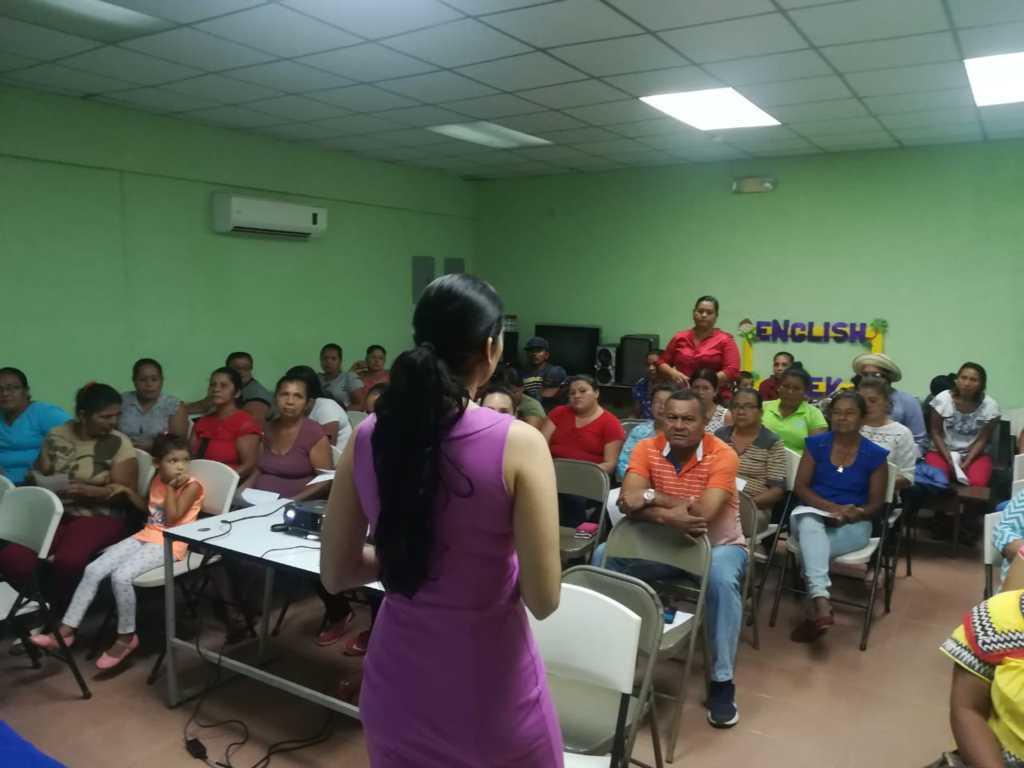 Jornada informativa sobre mediación comunitaria en Ponuga