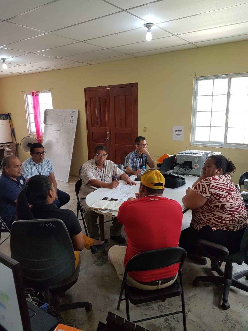 Proyecto de participación ciudadana desarrollado en el distrito de Santa María