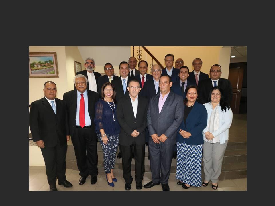 Comisión Especial de Evaluación afina informe final