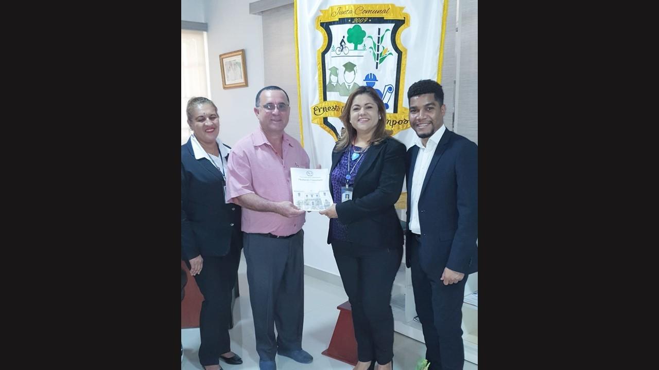 Procuraduría renueva convenio de colaboración con JC de Ernesto Córdoba