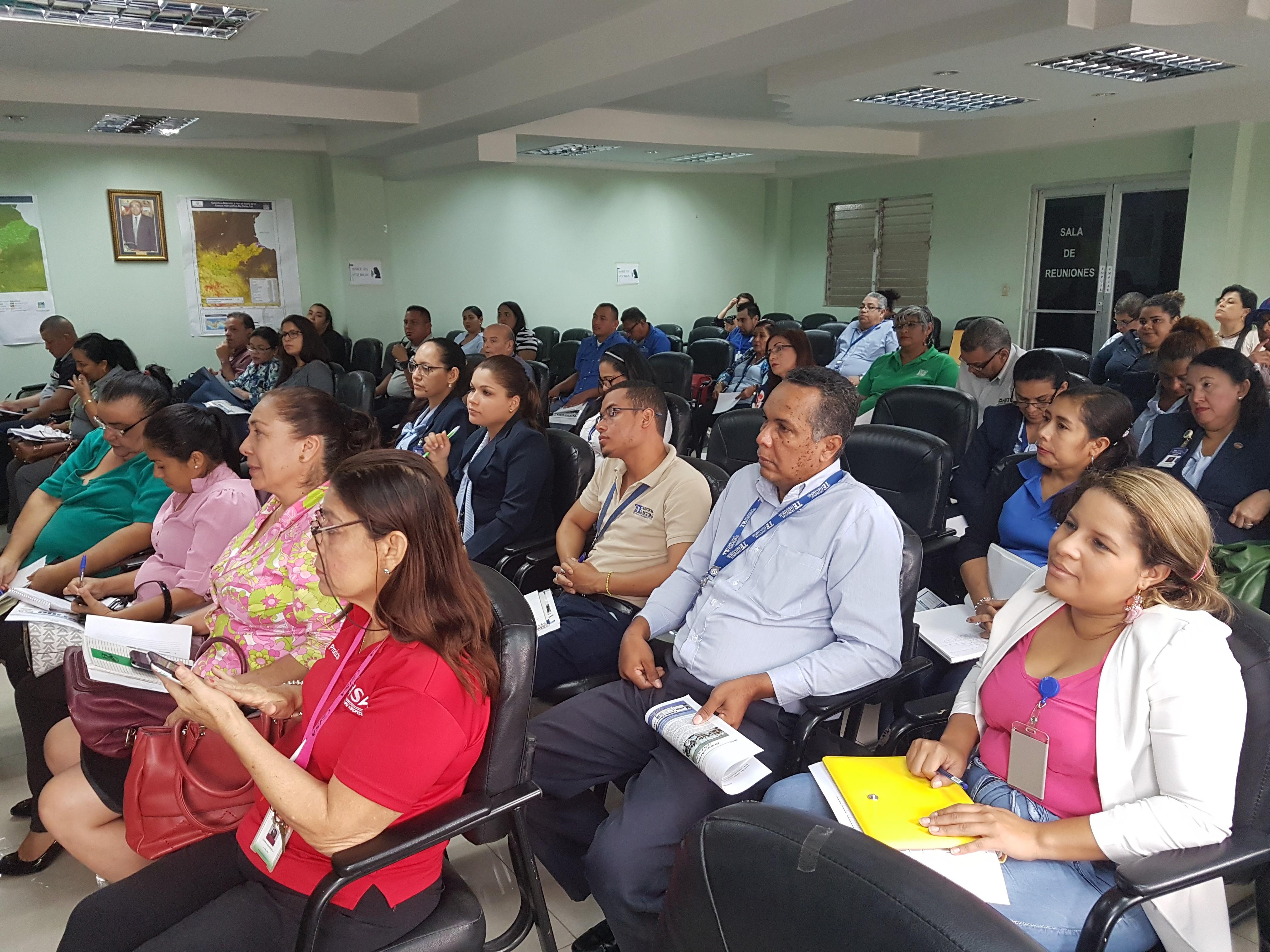 Secretaría Provincial de Herrera capacita en temas de derecho humanos de personas en situación de vulnerabilidad