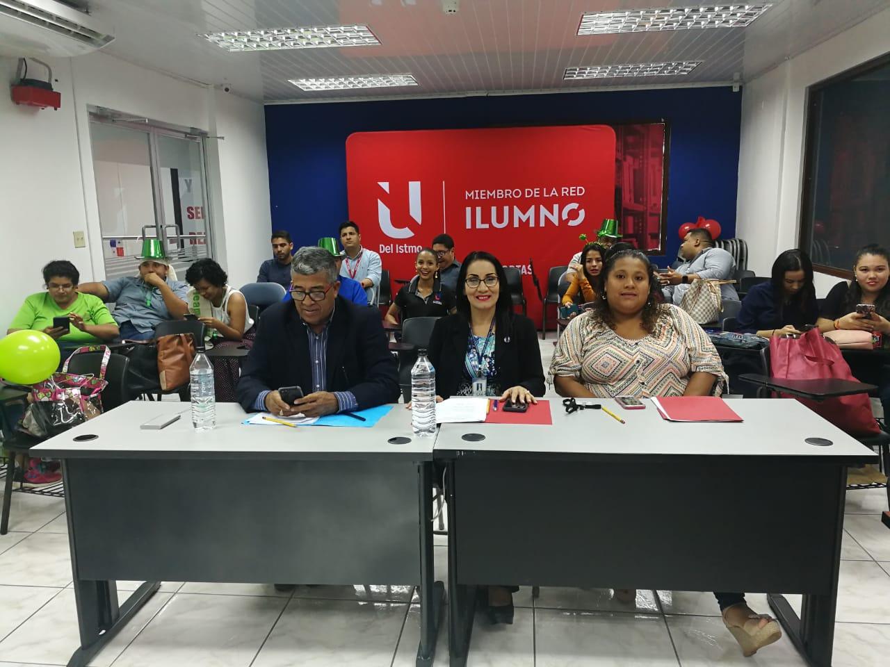 Secretaría Provincial de Veraguas nos representó como jurado en torneo de debate universitario