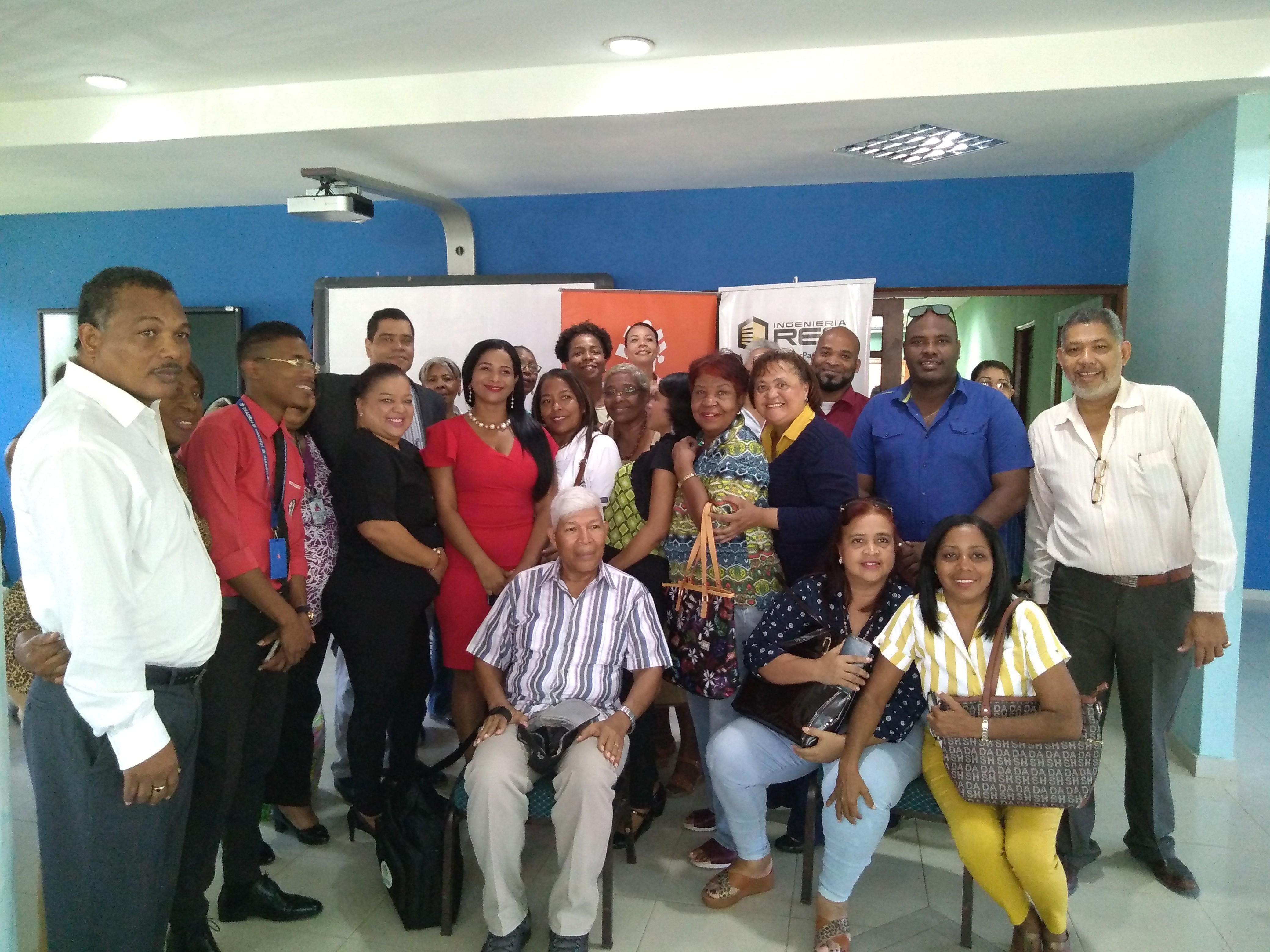 Secretaría provincial de Colón capacita a instructores del INADEH