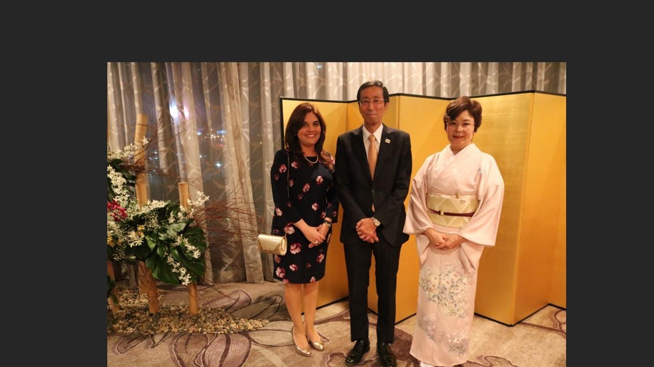 Procuraduría de la Administración ofrece saludos protocolares a su majestad el Emperador de Japón en su natalicio.