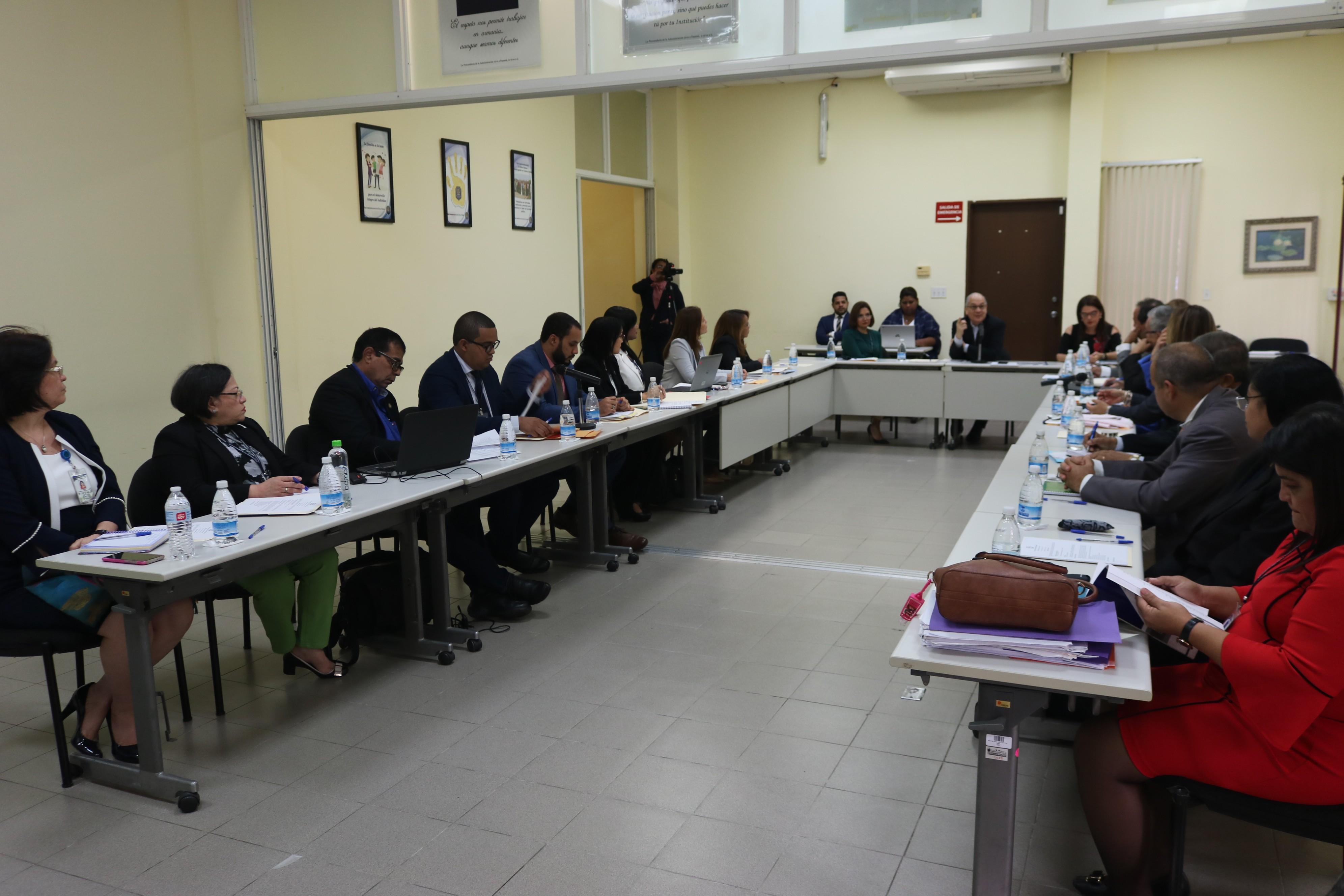 Secretarías Provinciales de la Procuraduría de la Administración rinden informe de labor