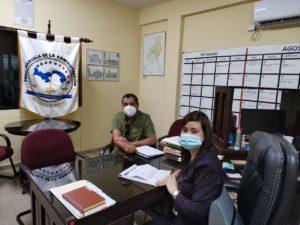 Acercamiento por parte de la Asociación de Municipios en Veraguas