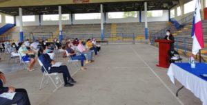 Gobernación de la provincia de Veraguas convoca capacitación en atención a la Pandemia por COVID-19