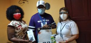 Promoviendo la Red en el Municipio de San Miguelito