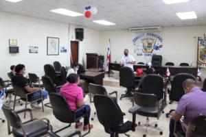 Asistencia técnica en el Municipio de San Carlos