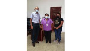 Asistencia técnica legal a la junta comunal del corregimiento de Caldera provincia de Chiriquí
