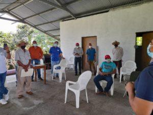 El CMC de David promueve el servicio de la mediación virtual en el corregimiento de Paraíso de Boquerón, provincia de Chiriquí