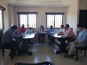 Participación en el Concejo Municipal de Las Minas