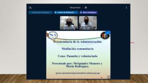 """""""Inducción Virtual Metodología de Participación al Programa de Pasantía y Voluntariado"""""""