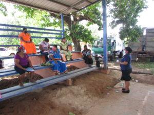 Conversatorio con grupo de mujeres del distrito de San Félix