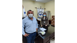 Enlace entre el Municipio de Santa Fé y la Procuraduría de la Administración