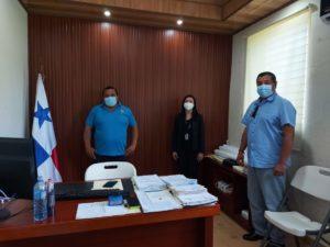 Acercamiento con el Municipio de Santa Fé, provincia de Veraguas