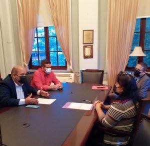 Asuntos Municipales y Alcaldía de Chagres, establecen alianzas estratégicas