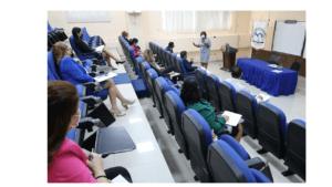 Departamento de Derecho Administrativo brindó capacitación a funcionarios del IFARHU