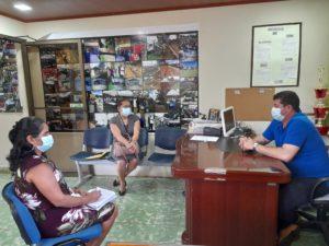 Promoviendo la mediación virtual en las Casas de Justicias de Paz del distrito de Dolega, provincia de Chiriquí