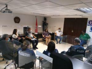Secretaría de Asuntos Municipales brinda asistencia técnica en el Municipio de San Miguelito